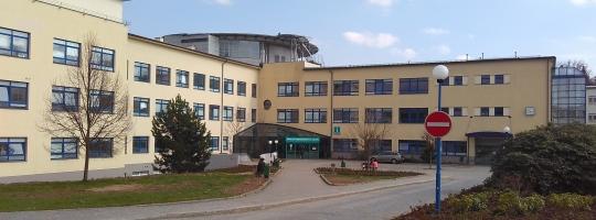Kurz první pomoci - Nemocnice Nové Město na Moravě
