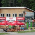 Test centrum Vysočina arena
