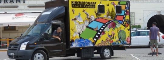 Kinematograf bratří Čadíků 2015 Žďár nad Sázavou