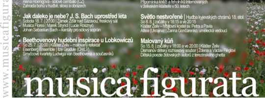 musica figurata - Zámek Žďár nad Sázavou