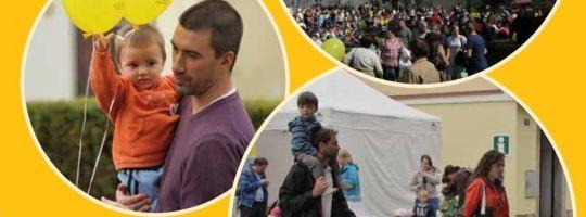 Diecézní pouť rodin 2015 Žďár nad Sázavou