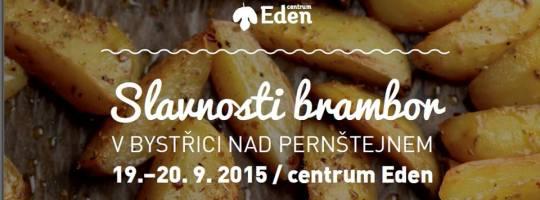 Slavnosti brambor 2015