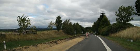 Přeložka silnice Mělkovice - Nové Město na Moravě