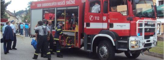 Sbor dobrovolných hasičů Sněžné