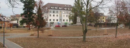 Park U Ivana ve Žďáře nad Sázavou