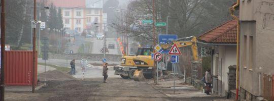 Rekonstrukce Smetanovi ulice
