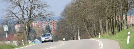 Oprava silnice č. 19 Žďár nad Sázavou