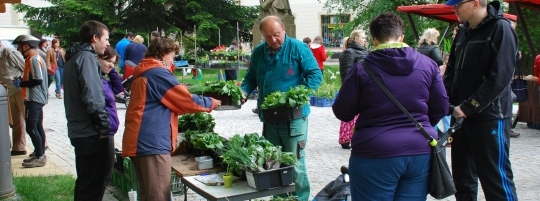 Dvanáct farmářských trhů doprovodí zábavný program