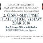 Filatelisté se sejdou ve Žďáře při mezinárodní výstavě