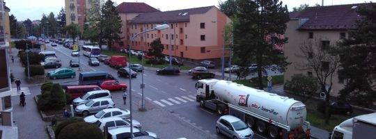 Projekt křižovatky v Brodské ulici se má řešit komplexně