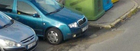 V ulici Bratří Čapků by obyvatelé přivítali snížení rychlosti