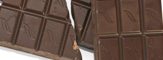Ve Svratce nabízejí v úřadě hořkou čokoládu s obrázky města