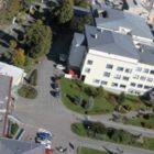 Nemocnice Nové Město na Moravě, Žďárská ulice Nové Město na Moravě