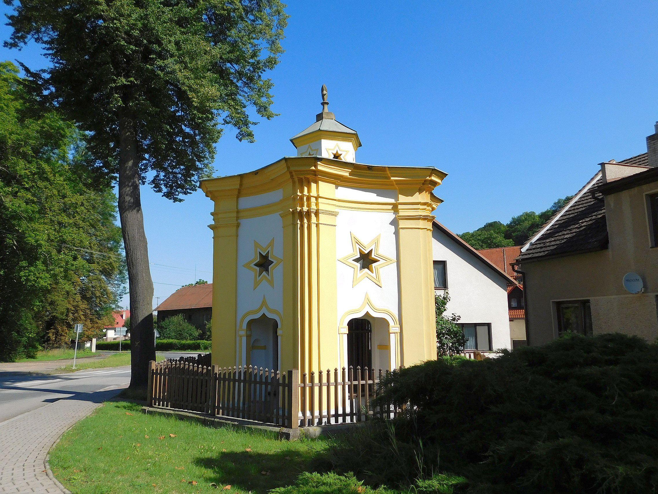 Kaple Běstvina