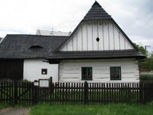 Brtounova chalupa muzeum Bystré