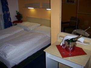 Hotel U Loubů, Tři Studně