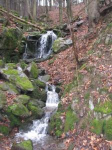Hradištský vodopád