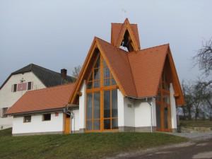 Kaple Dolní Jablonná