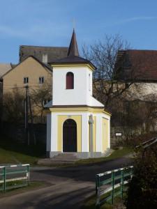 kaplička Velké Janovice
