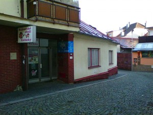 Kavárna U Nebe Žďár nad Sázavou