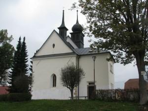 Kostel sv. Martina, Bory