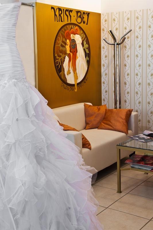 Kriss Bey - půjčovna svatebních a společenských šatů Žďár nad Sázavou