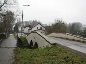Most v Dvorské ulici, Žďár nad Sázavou