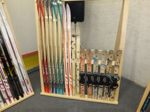 Sporten, lyže, Nové Město na Moravě