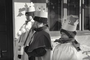 Tři králové vykoledovali tři miliony pro pomoc v nouzi