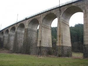 Viadukt u Říkonína