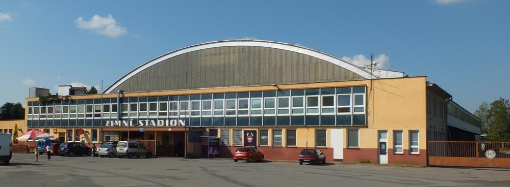 Zimní stadion Žďár nad Sázavou
